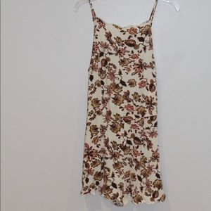 Other - White floral romper
